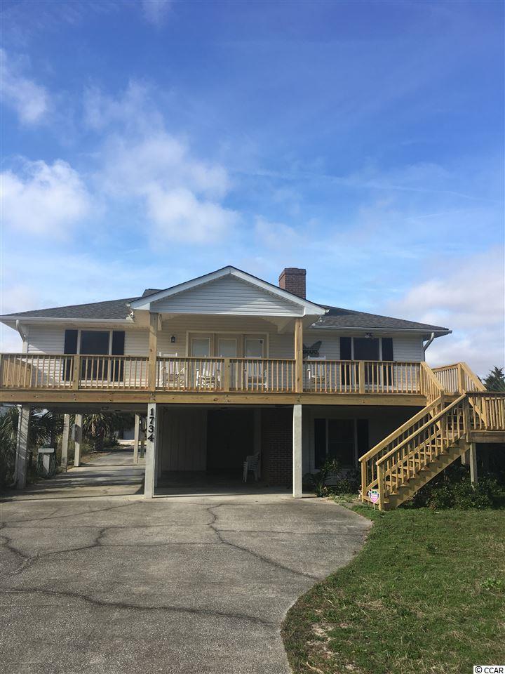 1734 S Waccamaw, Garden City Beach SC 29576