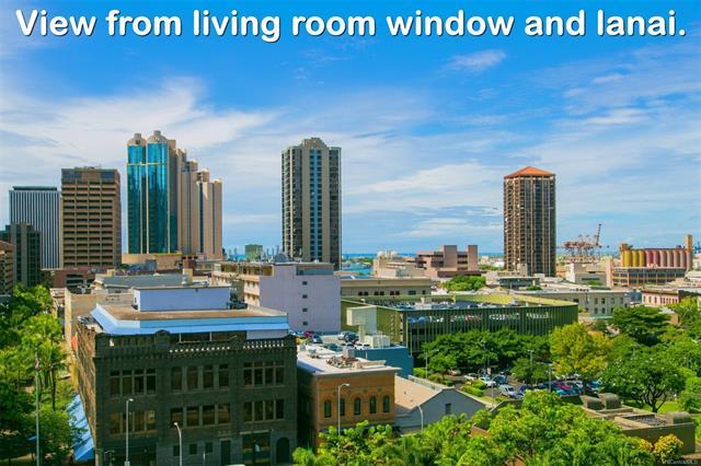 55 S Kukui Street Unit D1002, Honolulu HI 96813