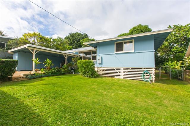 1319 Lekeona Street, Kailua HI 96734