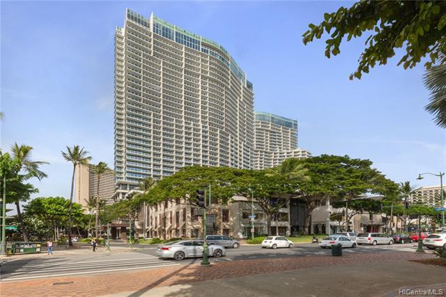 383 Kalaimoku Street Unit E1816 (Tower 1), Honolulu HI 96815