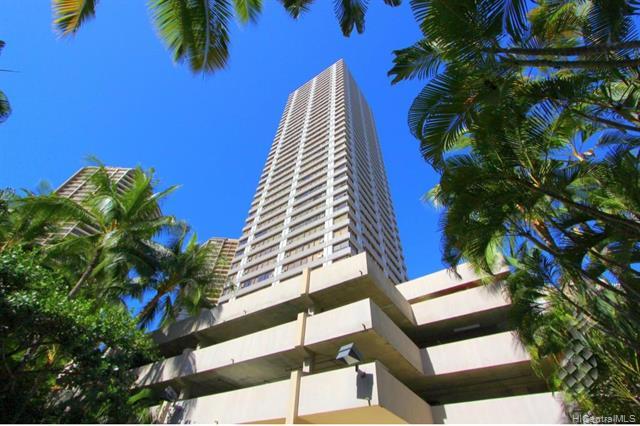 343 Hobron Lane Unit 2703, Honolulu HI 96815