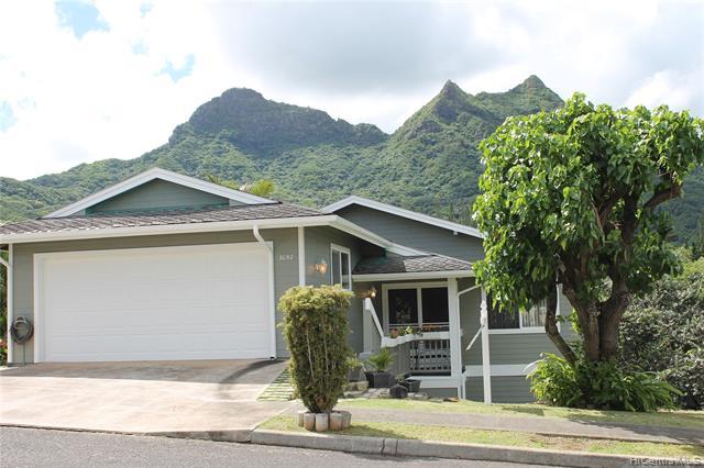 3052 Kahako Place, Kailua HI 96734