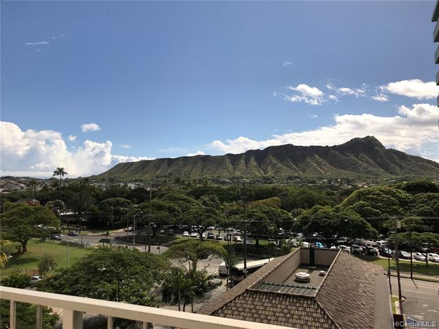 2575 Kuhio Avenue Unit 704, Honolulu HI 96815