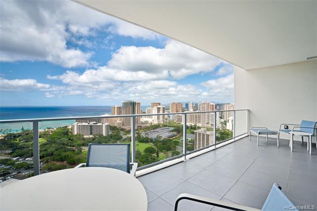 383 Kalaimoku Street Unit 3503, Honolulu HI 96815
