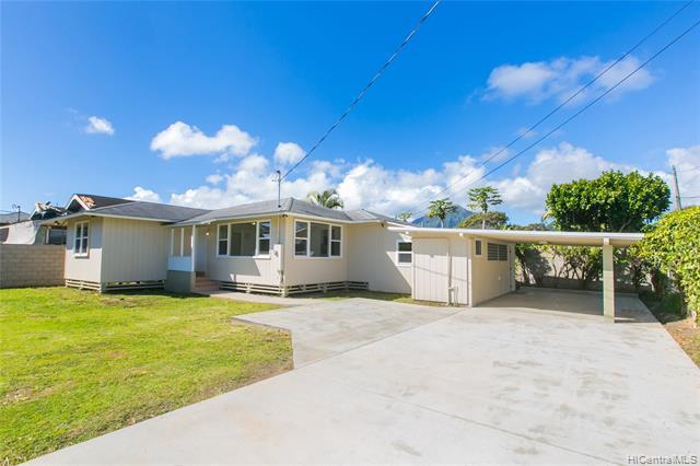 335 Oneawa Street, Kailua HI 96734