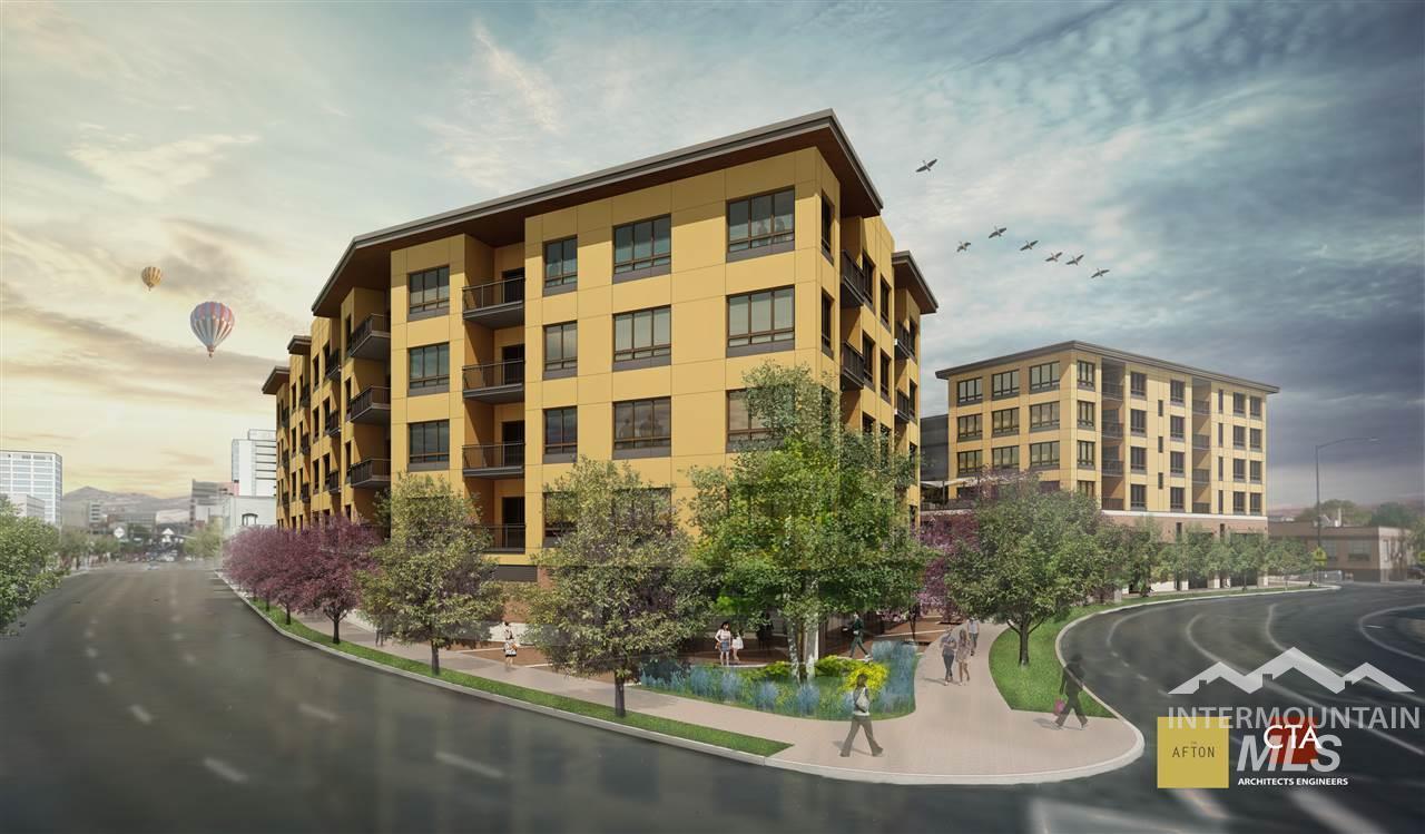 880 W River Street, Boise ID 83702