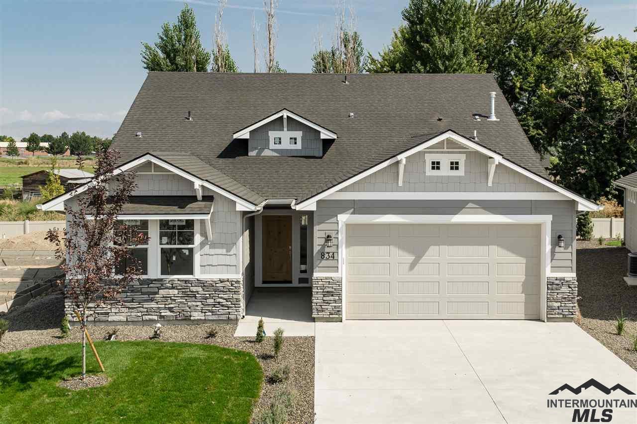 834 N Ash Pine Way, Meridian ID 83642