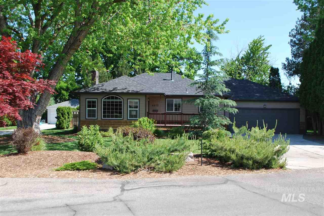 4810 W Hillcrest Drive, Boise ID 83705