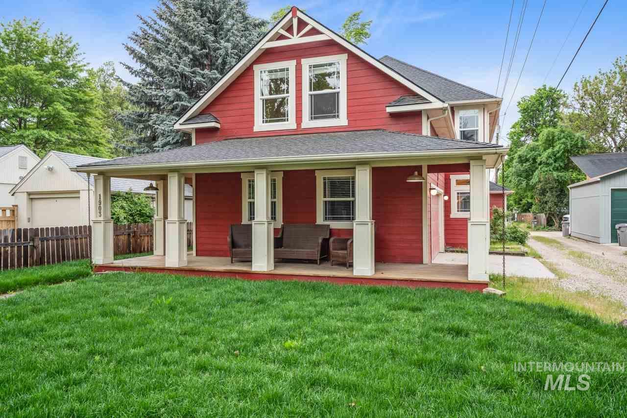 1903 W Dewey St, Boise ID 83702