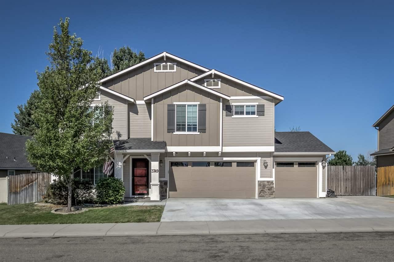 3749 S Coldstream Avenue, Boise ID 83709