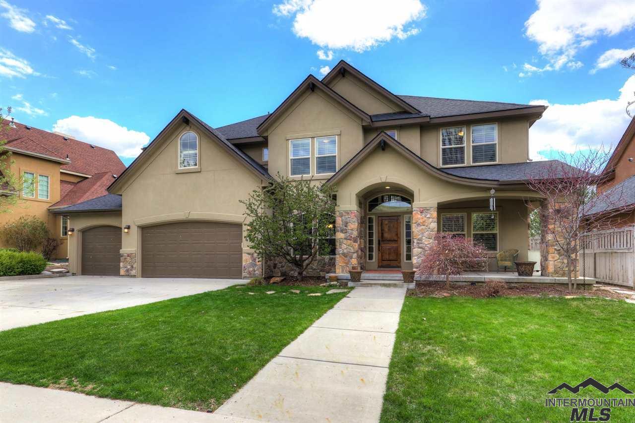 4581 W Long Meadow, Boise ID 83714