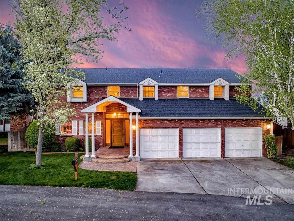 3973 N Erick Lane, Boise ID 83704