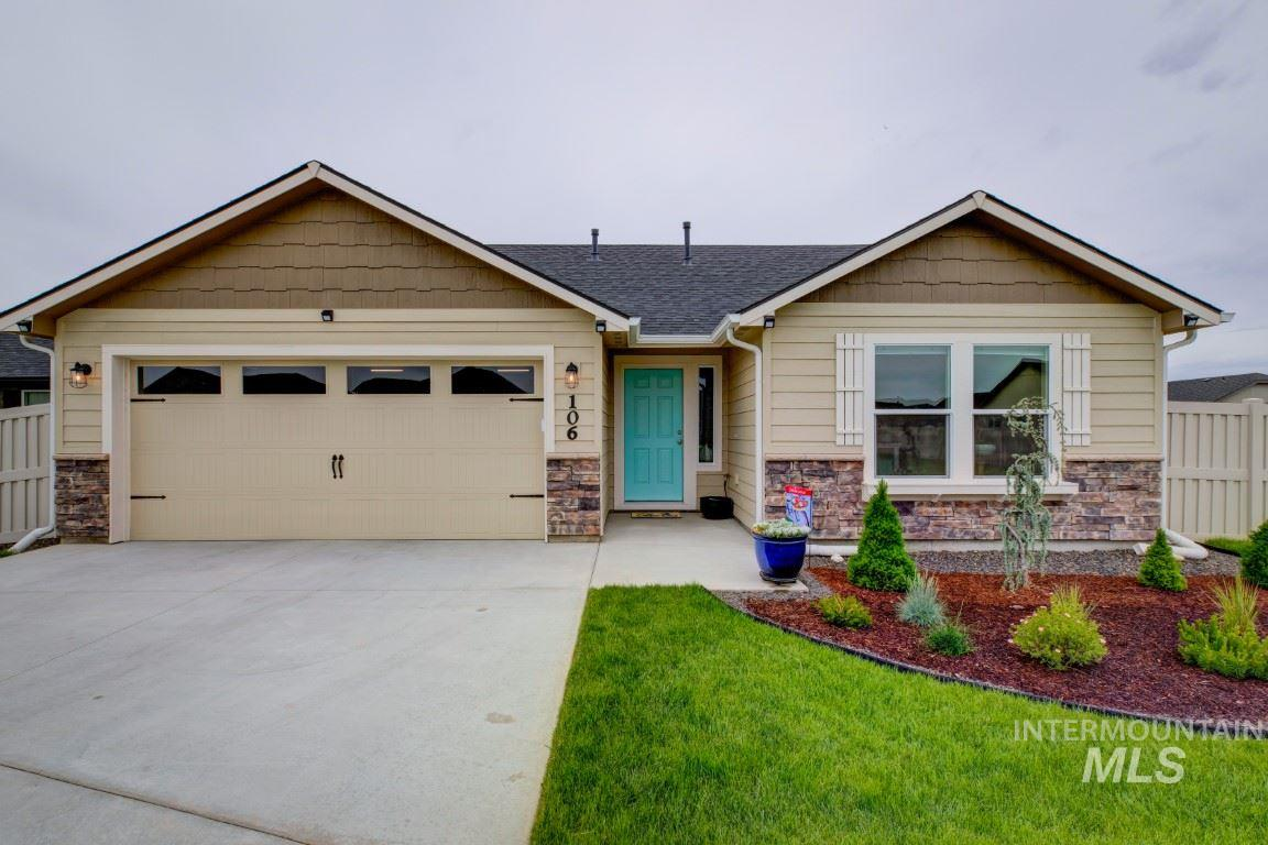 106 S Concourse Ave, Caldwell ID 83605