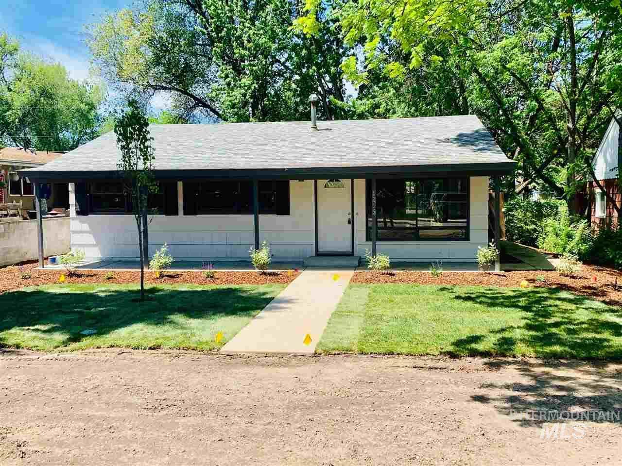 1215 S. Grant Ave, Boise ID 83706