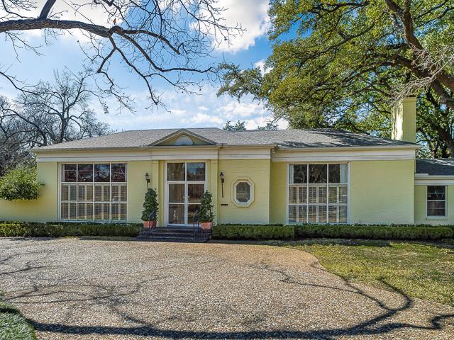 8903 Devonshire Drive, Dallas TX 75209