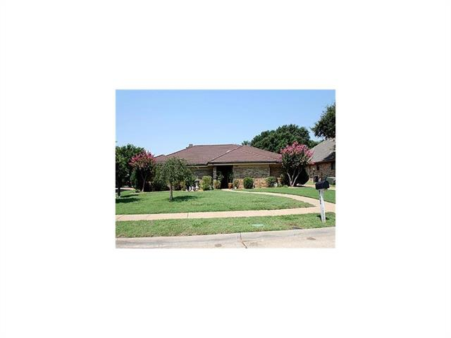 3805 Wagonwheel Court, Plano TX 75023
