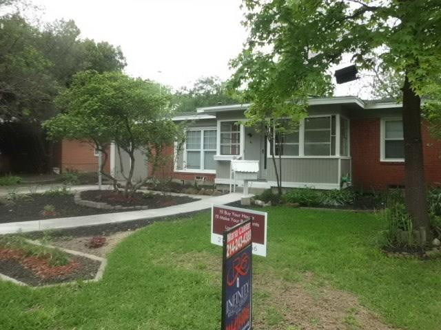 10739 Sandalwood Drive, Dallas TX 75228