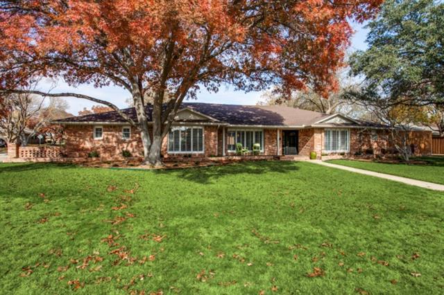 4407 Mill Creek Road, Dallas TX 75244