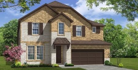 4090 Leighton Lane, Frisco TX 75034