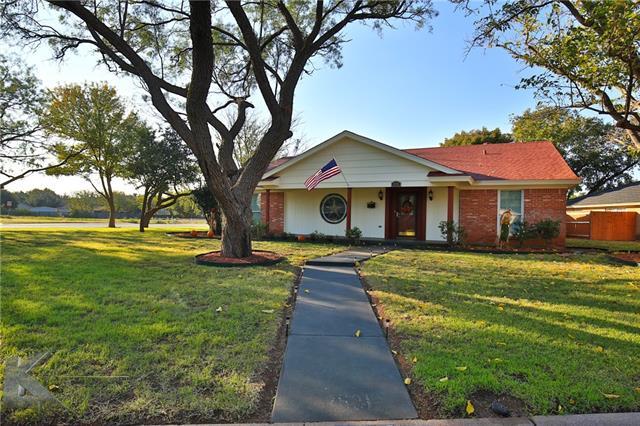3601 Ligustrum Drive, Abilene TX 79605