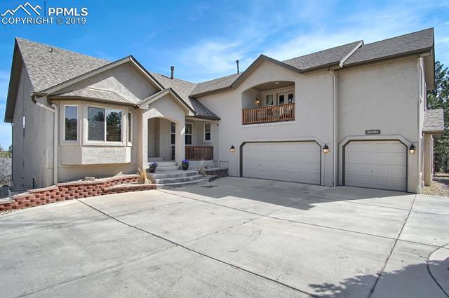 15804 Cala Rojo Drive, Colorado Springs CO 80926