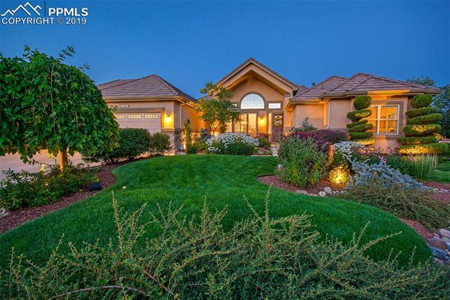 1673 Oakmont Drive, Colorado Springs CO 80921
