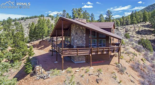 270 Spruce Road, Woodland Park CO 80863