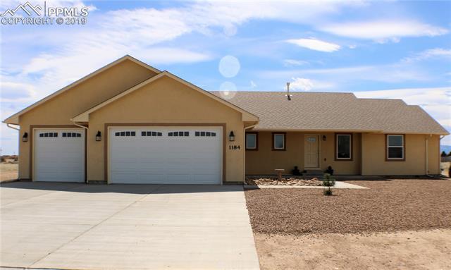 1184 E Jaroso Drive, Pueblo West CO 81007