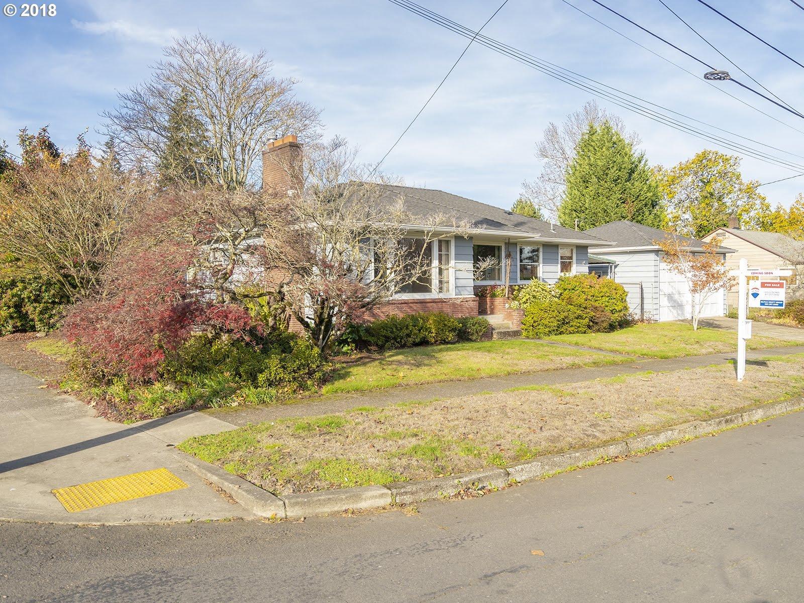 4405 NE 49TH AVE, Portland OR 97218