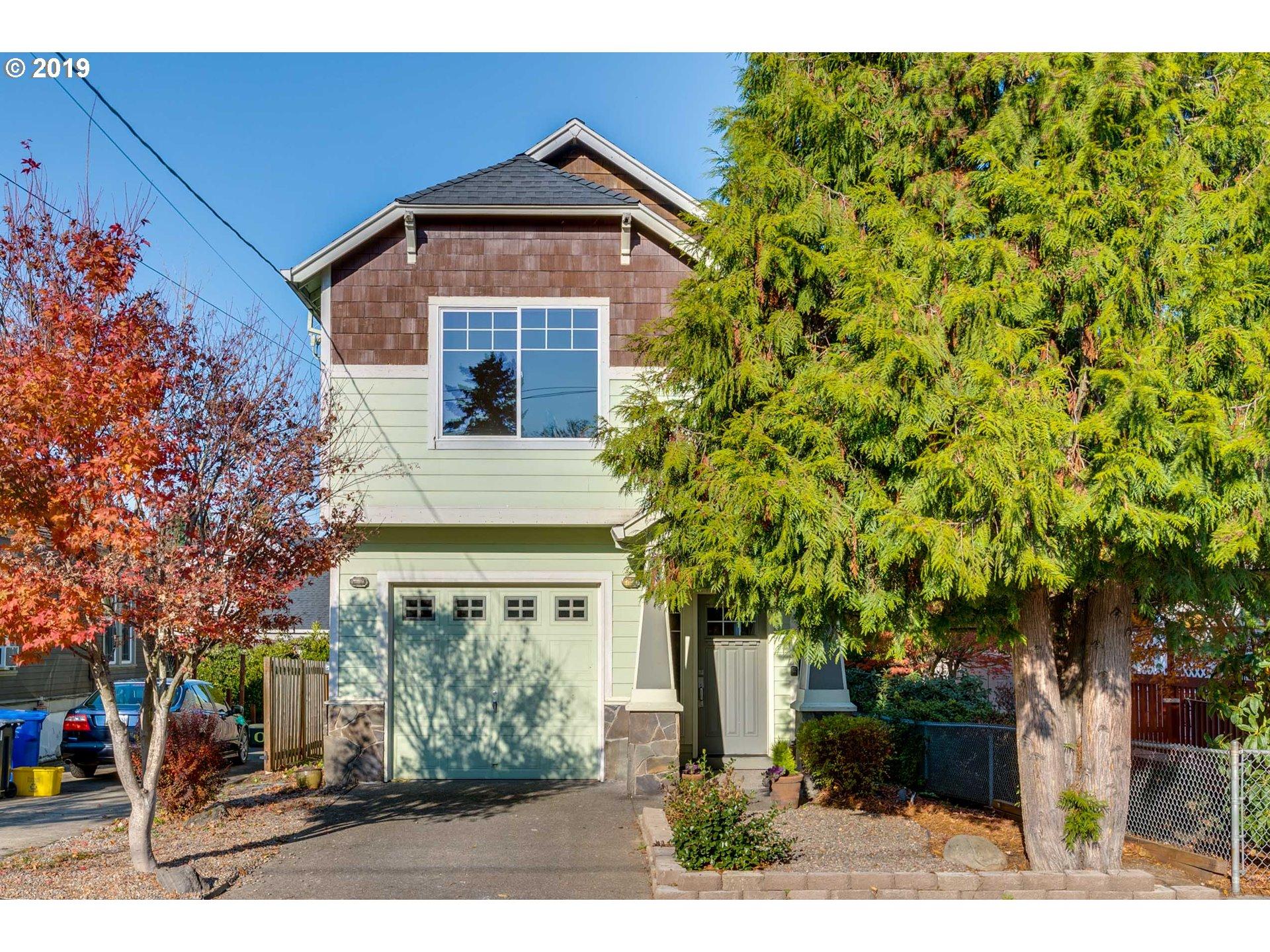 821 N TERRY ST, Portland OR 97217