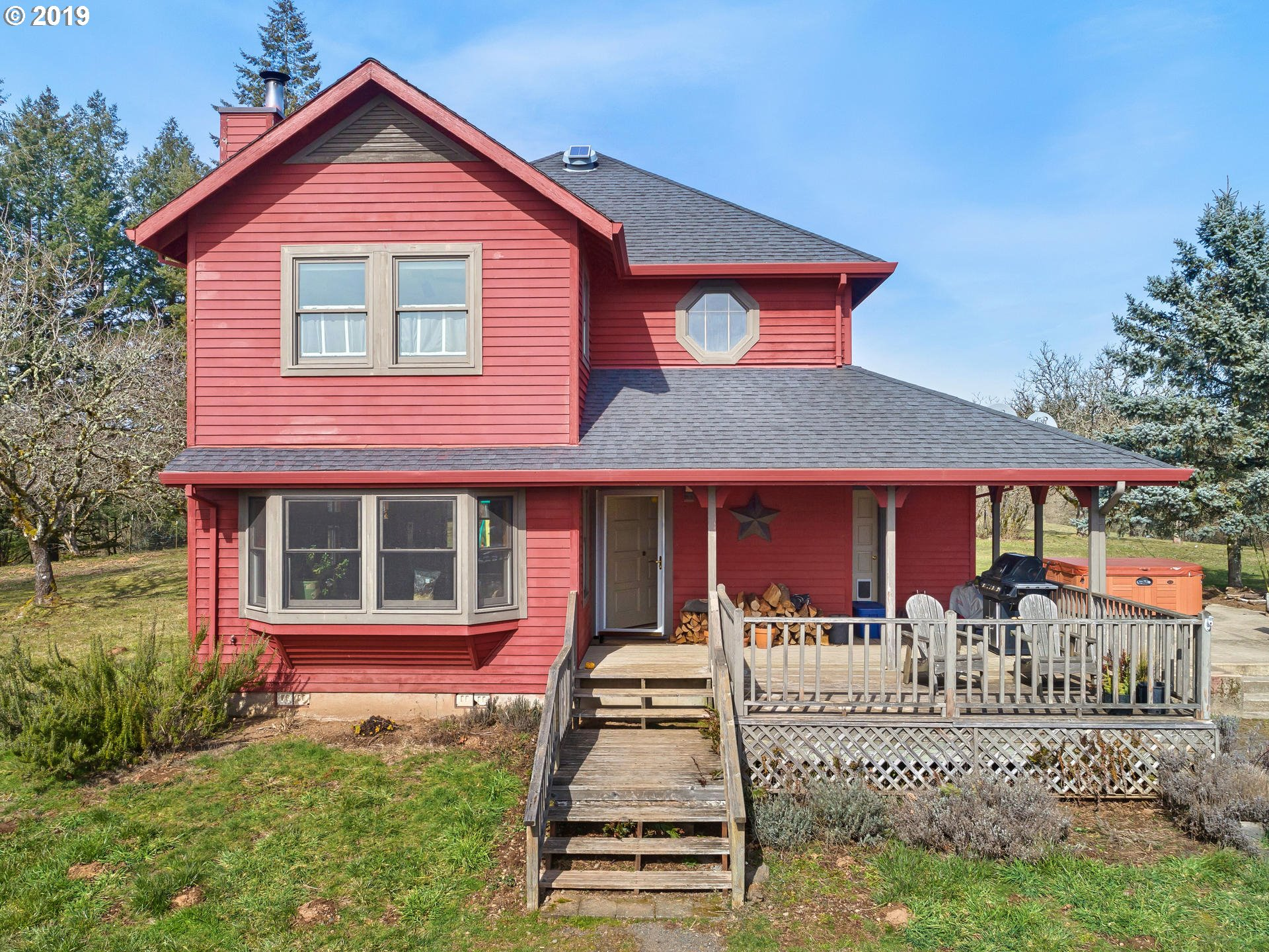 15604 NW ROCK CREEK RD, Portland OR 97231