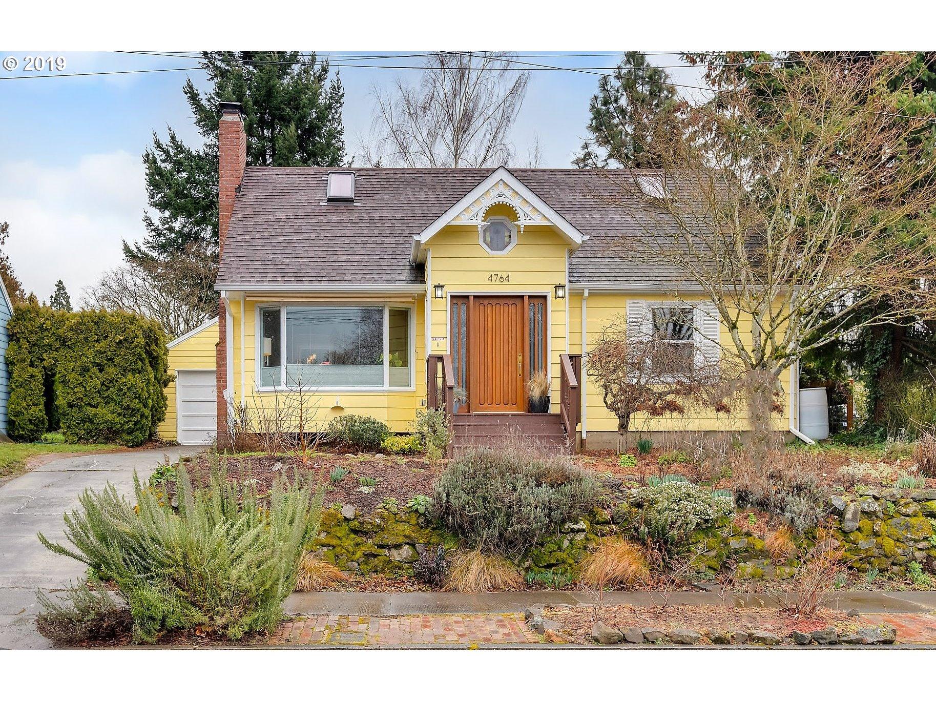 4764 SE 34TH AVE, Portland OR 97202