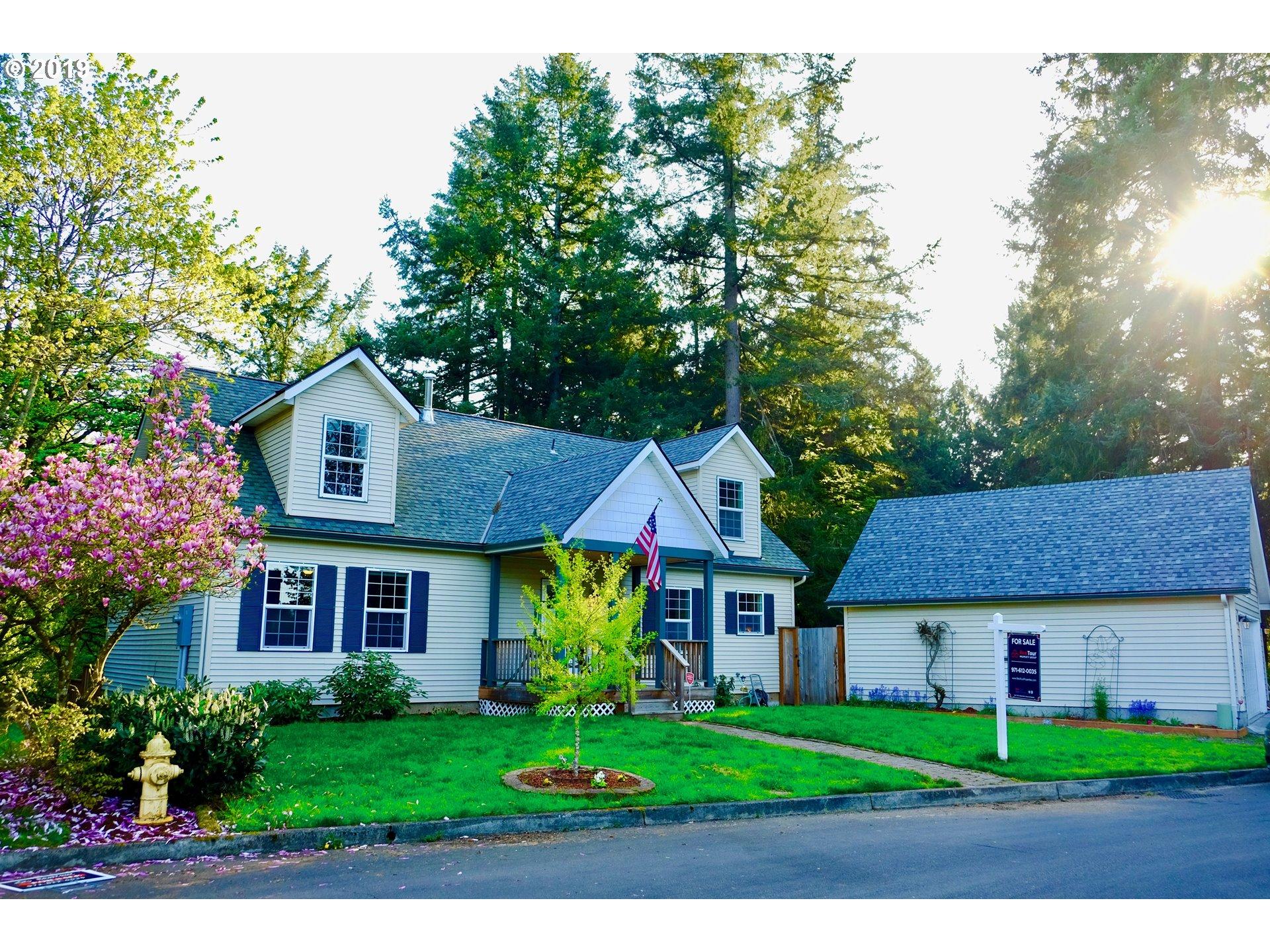 12746 SE COOPER ST, Portland OR 97236