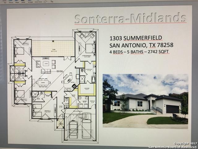 1303 SUMMERFIELD, San Antonio TX 78258