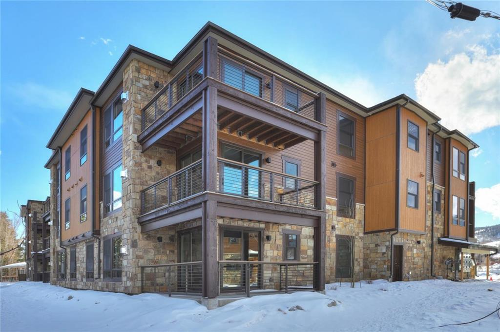 1090 Blue River Drive Unit 201, Silverthorne CO 80498