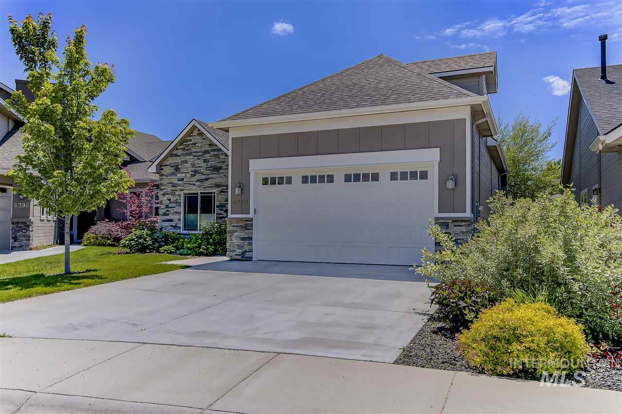 6390 N Mystic Cove Place, Garden City ID 83714