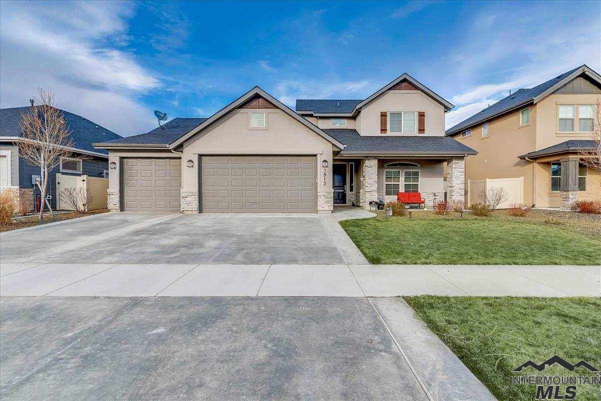 3912 S Shimmering Way, Meridian ID 83642