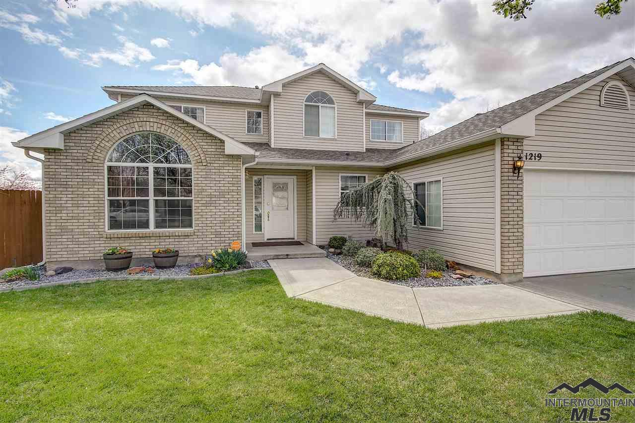 1219 N Notel Creek Place, Meridian ID 83642