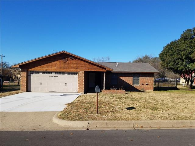 1306 Randy Drive, Weatherford TX 76086