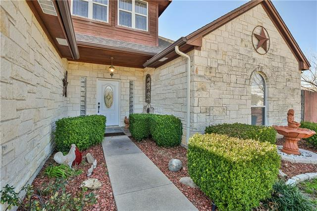 Granbury Single Detached built 2003