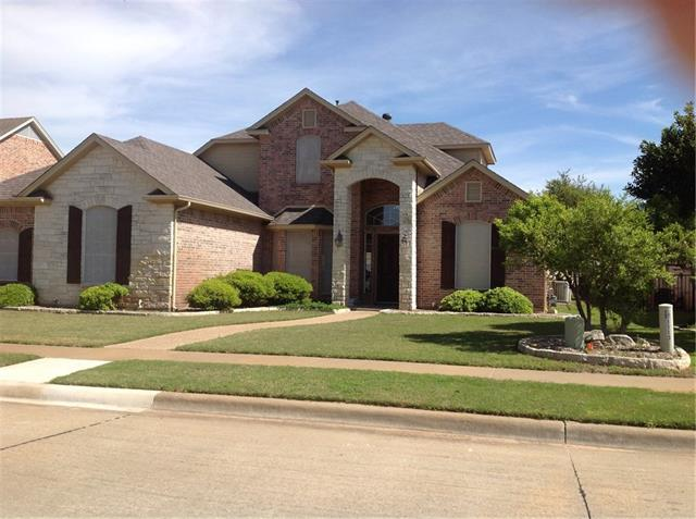 Granbury Single Detached built 2000