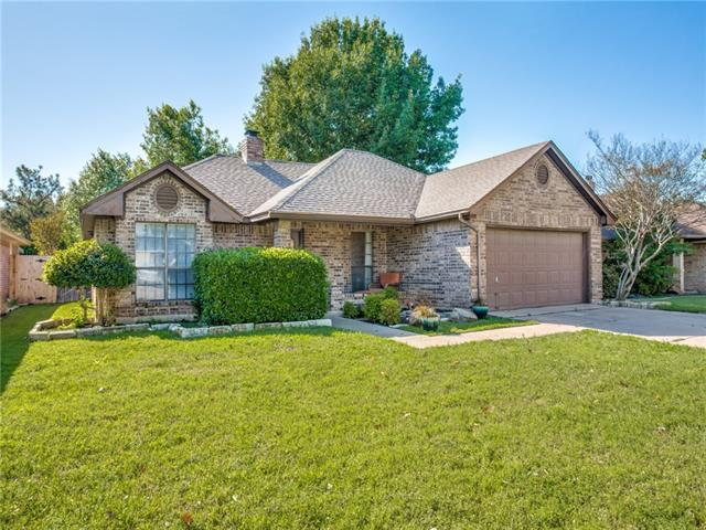 7616 Pampas Drive, Fort Worth TX 76133