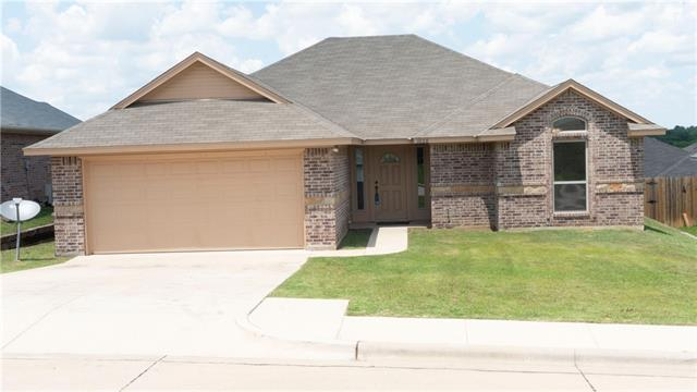 1038 Inverness Drive, Weatherford TX 76086