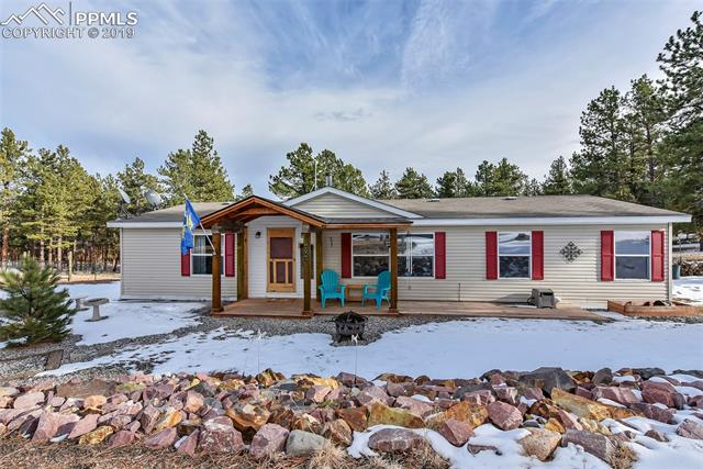 434 Blue Mountain Drive, Florissant CO 80816