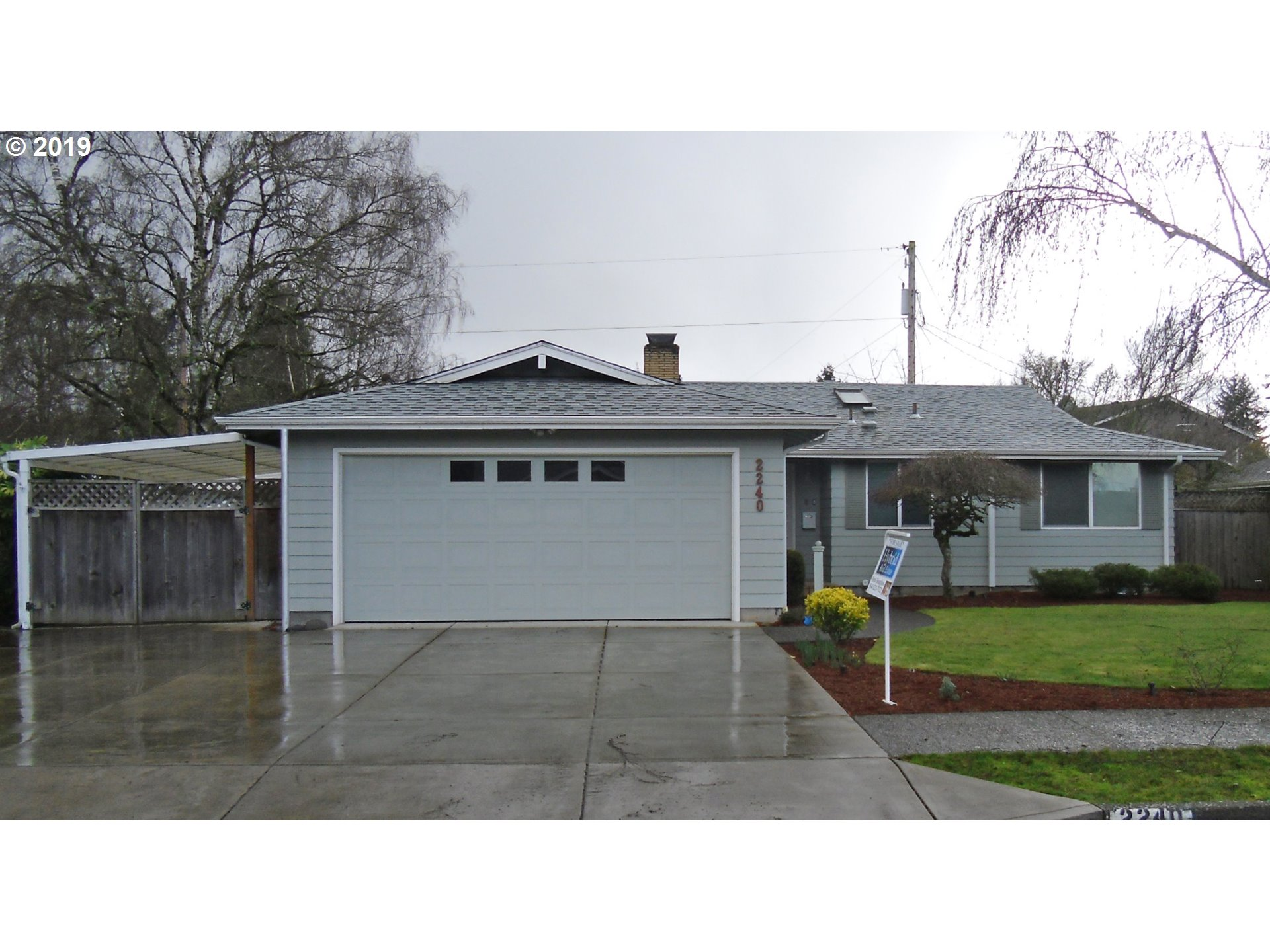 2240 PALMER AVE, Eugene OR 97401