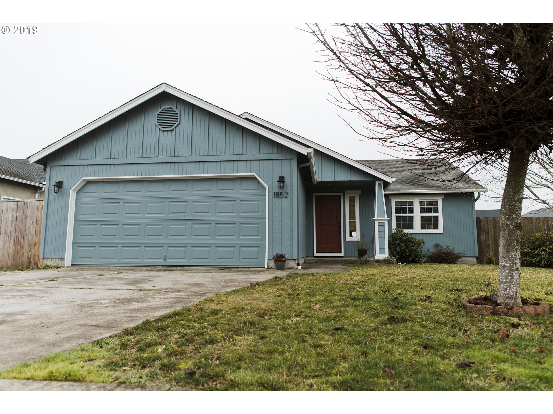 1852 S 60TH ST, Springfield OR 97478